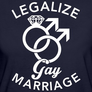 Legalize Gay Marriage T-Shirts - Women's Organic T-shirt