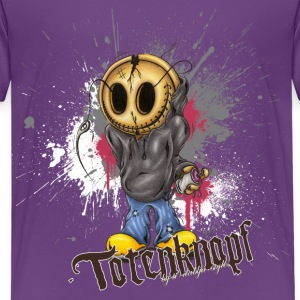 Totenknopf can assassin T-shirts - Premium-T-shirt barn