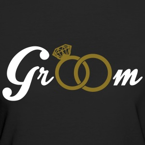 Groom T-shirts - Ekologisk T-shirt dam
