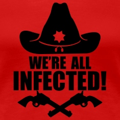 We are all infected T-Shirts