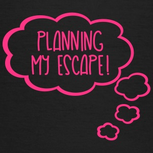 baby planning his escape T-Shirts - Women's T-Shirt