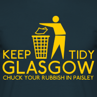 Design ~ Keep Glasgow Tidy