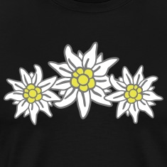edelweiss T-Shirts