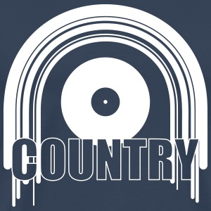 Country Music Tee shirts - T-shirt Premium Homme