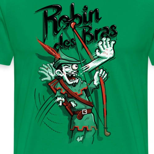 Robin des Bras