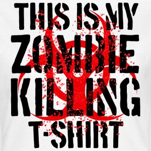 The Zombie Killing Tee - Frauen T-Shirt