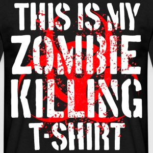 The Zombie Killing Tee - Männer T-Shirt