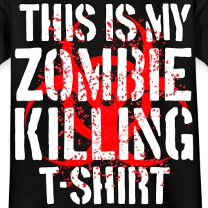 The Zombie Killing Tee - Kids' T-Shirt