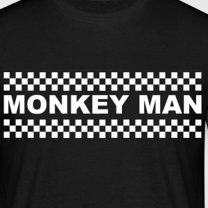 Monkey Man T-Shirts - Men's T-Shirt