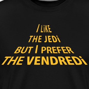 Like The JEDI Tee shirts - T-shirt Premium Homme