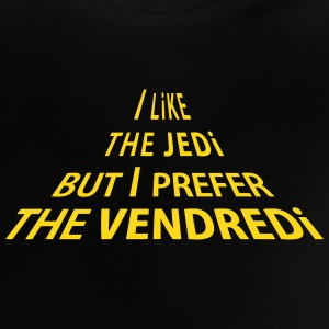 Like The JEDI Shirts - Baby T-Shirt