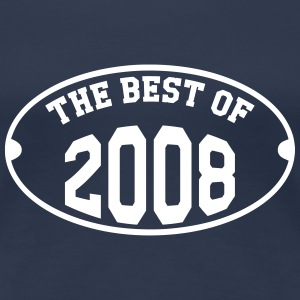 The best of 2008 T-Shirts - Frauen Premium T-Shirt