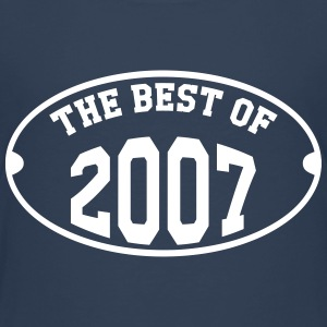 The best of 2007 T-shirts - Premium-T-shirt barn