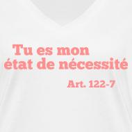 Motif ~ Etat de nécessité /F