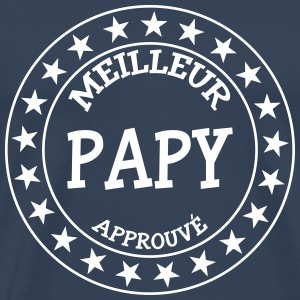 Meilleur Papy Tee shirts - T-shirt Premium Homme