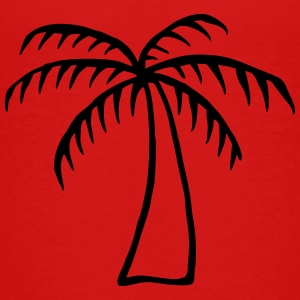Palm Shirts - Teenage Premium T-Shirt