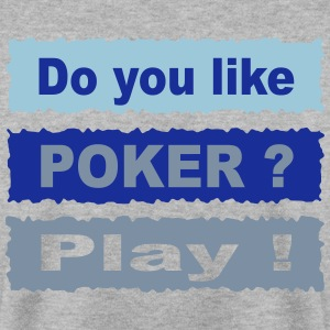 poker_play Sweat-shirts - Sweat-shirt Homme