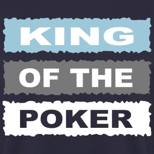 king of the poker Sweat-shirts - Sweat-shirt Homme