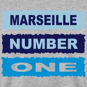 marseille Sweat-shirts - Sweat-shirt Homme
