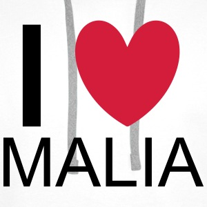 Love Malia Sweat-shirts - Sweat-shirt à capuche Premium pour hommes