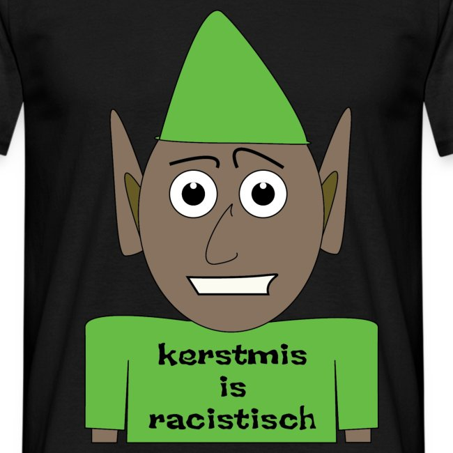 Kerstmis is racistisch