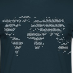 World Code World in Figures  T-Shirts