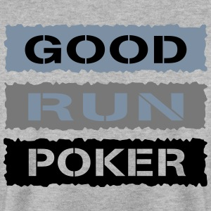 GOOD RUN POKER - Sweat-shirt Homme