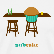 Ontwerp ~ Pubcake (heren)