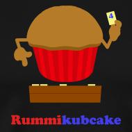Ontwerp ~ Rummi kubcake (heren)
