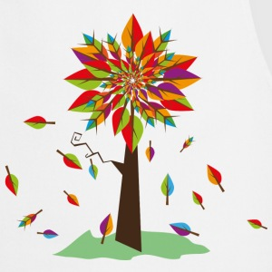 a tree in autumn  Aprons - Cooking Apron