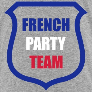 French Party Team Shirts - Kids' Premium T-Shirt