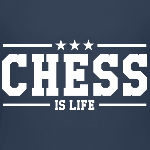 Chess is life Tee shirts - T-shirt Premium Enfant