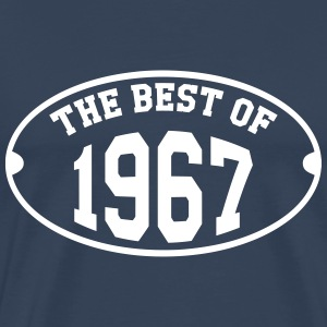 The Best of 1967 Camisetas - Camiseta premium hombre