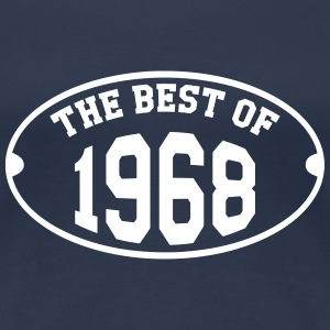 The Best of 1968 T-shirts - Vrouwen Premium T-shirt