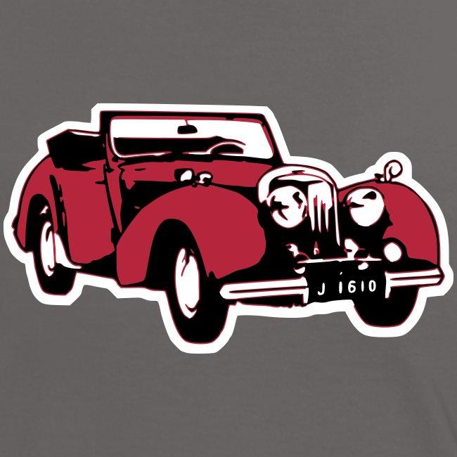 T-Shirt Triumph Roadster