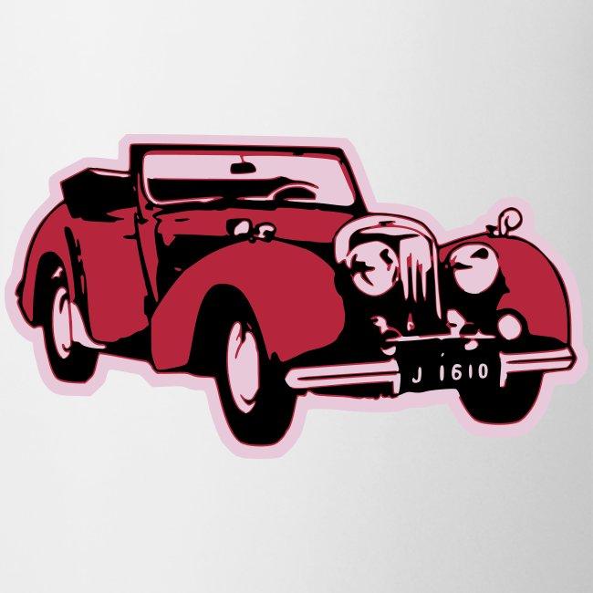 Tasse: Triumph Roadster