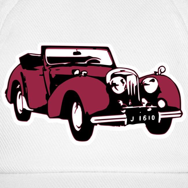 Basecap: Triumph Roadster