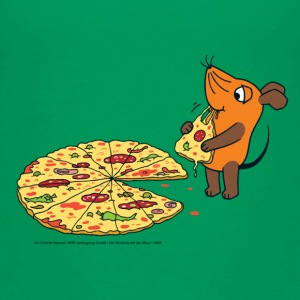 Die Maus- Pizza - Kinder Premium T-Shirt