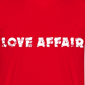 Love Affair Tee shirts - T-shirt Homme