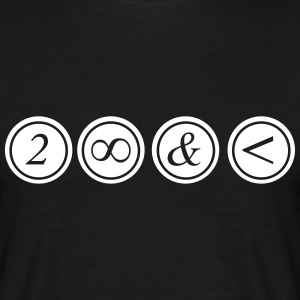 To Infinity and Beyond T-Shirts - Männer T-Shirt