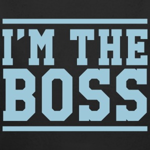I'm the Boss Sweats - Body bébé bio manches longues