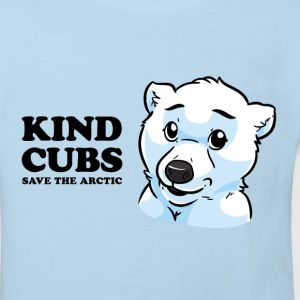 Kind Cubs Shirts - Kids' Organic T-shirt