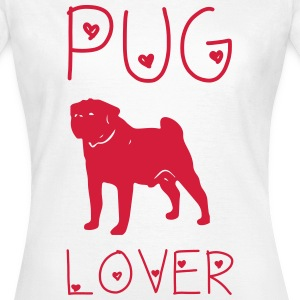 Pug Lover T-Shirts - Women's T-Shirt