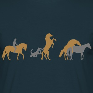 Transport de chevaux Evolution  Tee shirts - T-shirt Homme