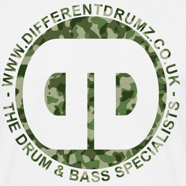 DDz Logo Camo