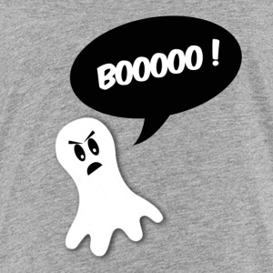 booooo ghost halloween Shirts - Teenager Premium T-shirt