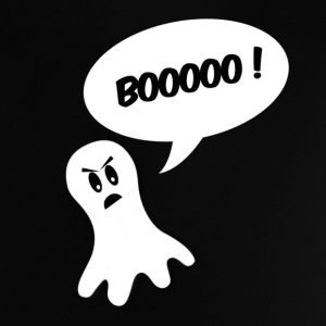 boo ghost all white Shirts - Baby T-Shirt