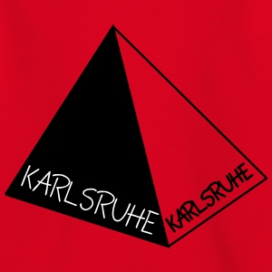 Karlsruhe T-Shirts - Teenager T-Shirt