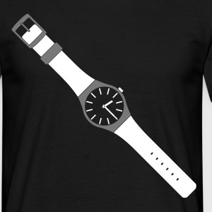 3:30 to watch the  T-Shirts - Men's T-Shirt