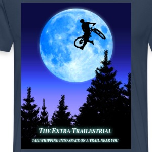 The Extra Trailestrial - Men's Premium T-Shirt